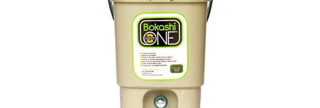Bokashi One Compost Bin