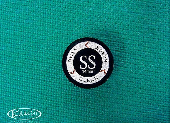カムイ クリアブラック SS (14mm)/KAMUI clear black SS