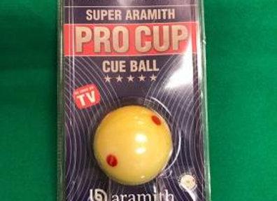 スーパーアラミス プロ カップ/PRO CUP cue ball