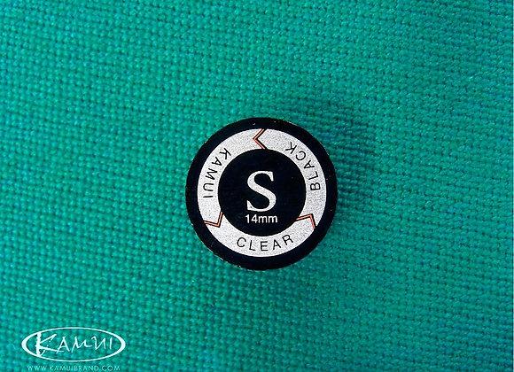 カムイ クリアブラック S(14mm)/KAMUI clear black S