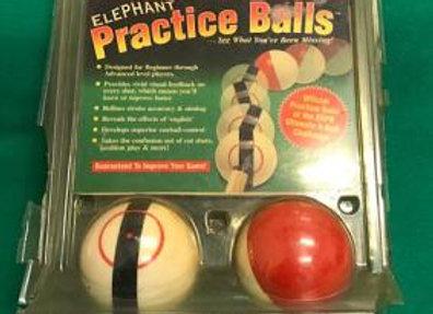 プラクティスボール/practice balls