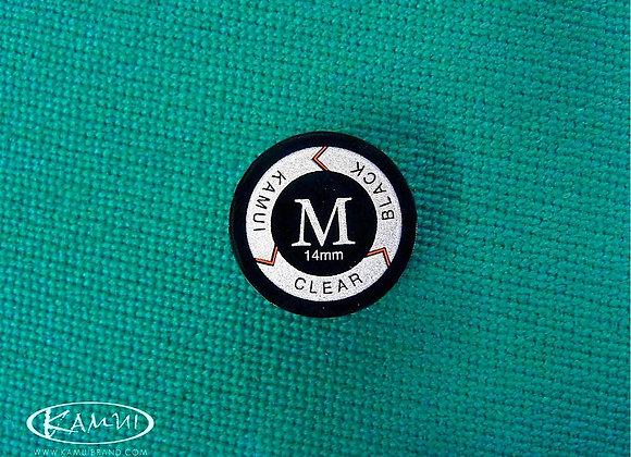 カムイ クリアブラック M(14mm)/KAMUI clear black M