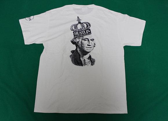 ハスリン Tシャツ/PSW01 White