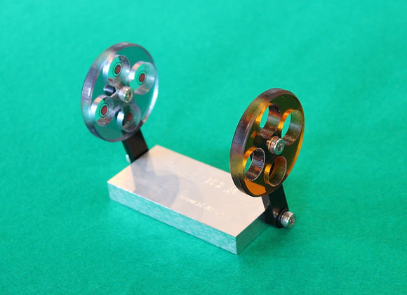 回転式 ストロークプラクティス