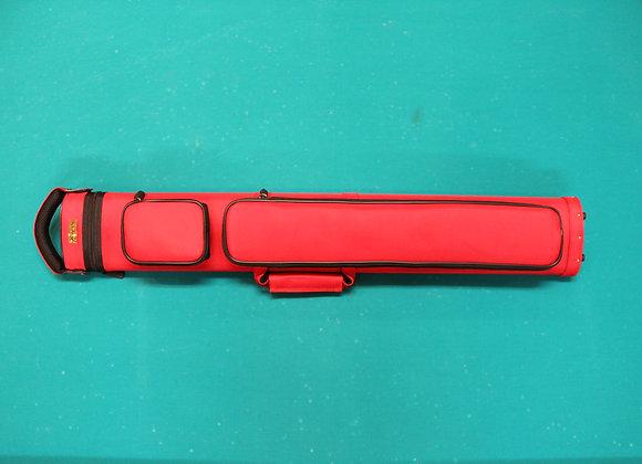 【ADAM】キューケース(P24-94 赤/黒)ハードケース
