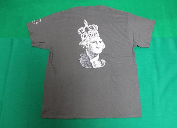 ハスリン Tシャツ/PSG01 Grey