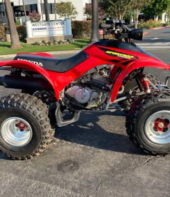 2002 Honda TRX 300EX