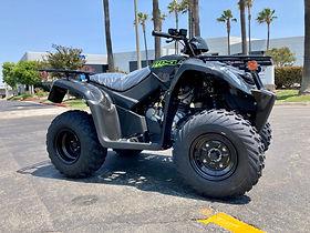 Kymco MXU 270 (Black)