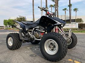 Honda TRX 450ER (Black)