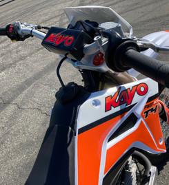 2021 Kayo T4 Enduro
