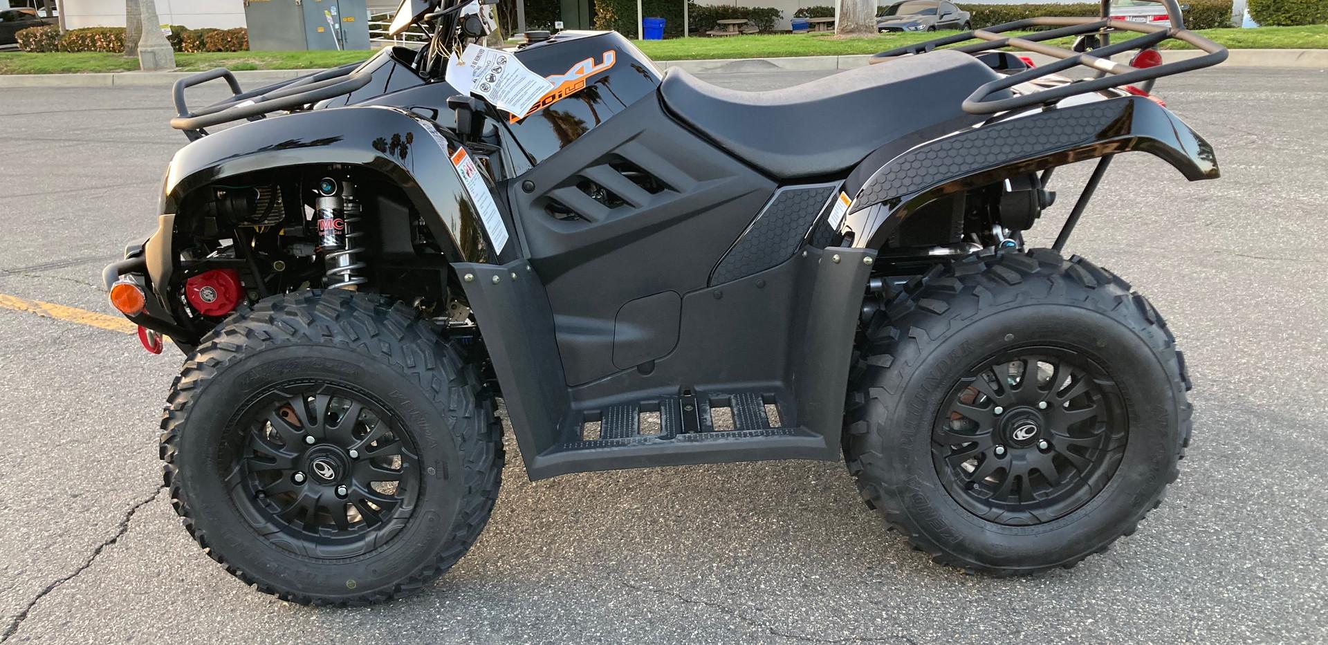 Kymco MXU 450i LE Prime