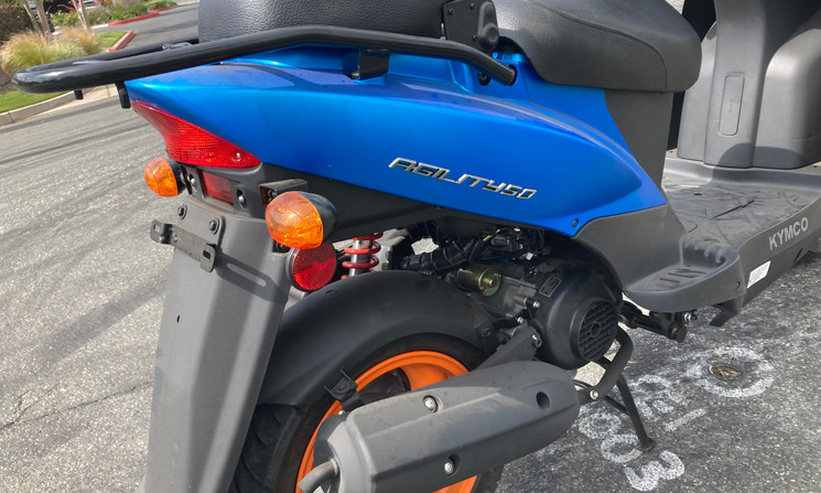 Kymco Agility 50 Scooter