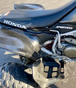 Honda TRX450R