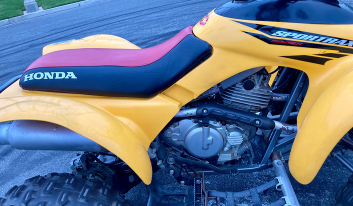2004 Honda TRX 300EX