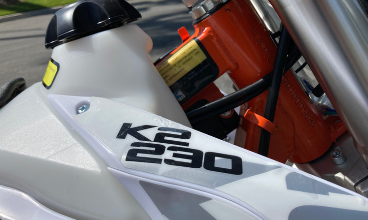 2021 Kayo K2 230