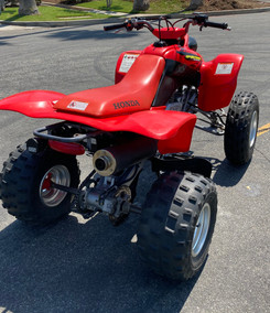 2002 Honda Sportrax 400EX