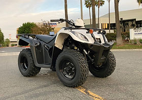 Kymco MXU 150X (White)