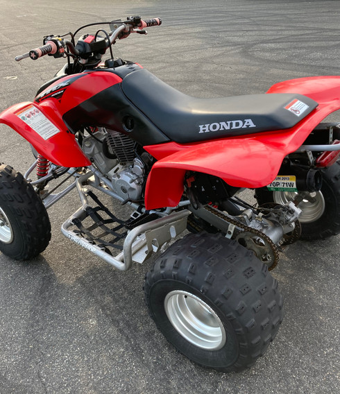 2005 Honda TRX 400EX