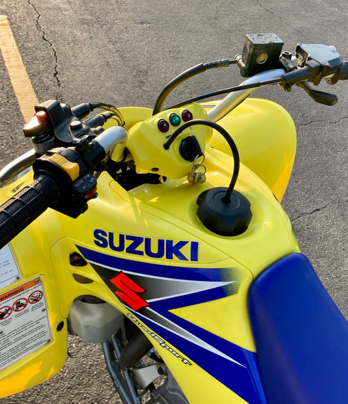 Suzuki Z400