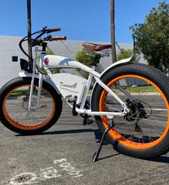2021 Davient E-Bike (White)