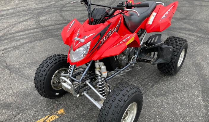 2004 Arctic Cat DVX 400