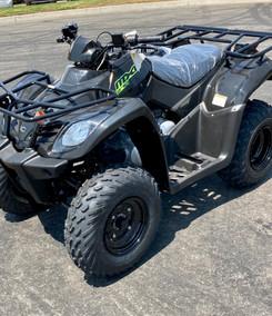 2021 Kymco MXU 270 (Black)