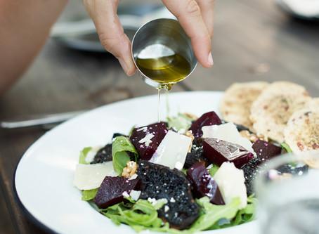 Scopri perché l'Olio Extra Vergine di Oliva aggiunge grande valore a tutte le tue ricette