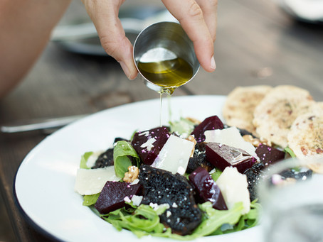 Tips Praktis Membuat Salad Dressing