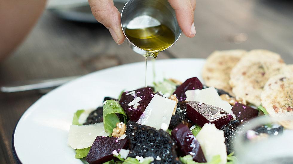 Dijon Olive Oil Vinaigrette