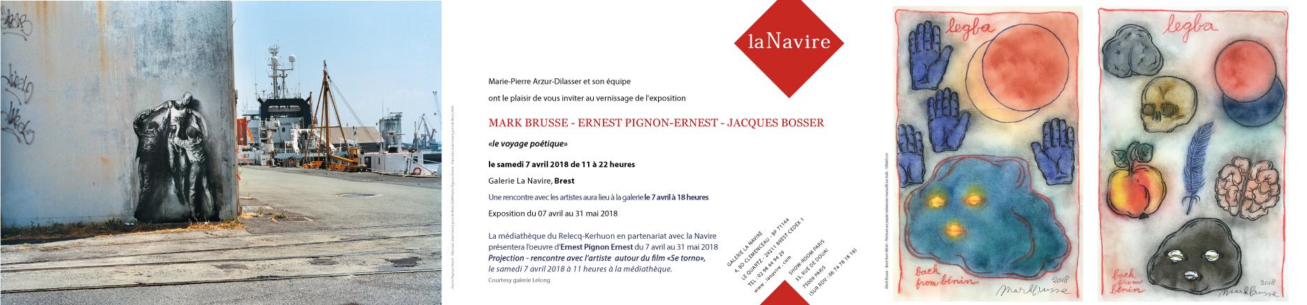2018 Bosser / Brusse / Pignon Ernest
