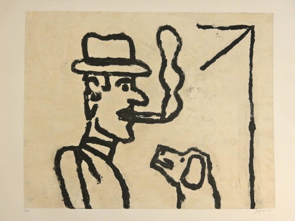 antonio seguí gravures n°8