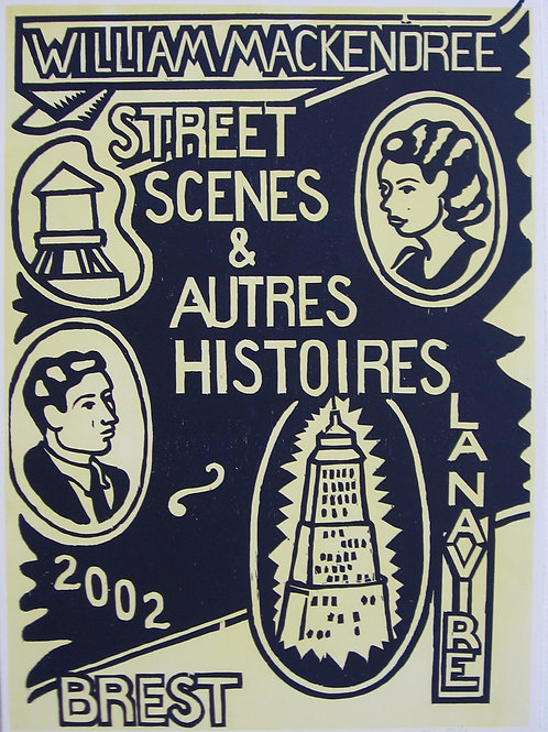 Mackendree, Street scenes