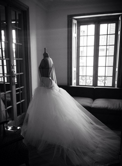 Wedding Dress Anatomy