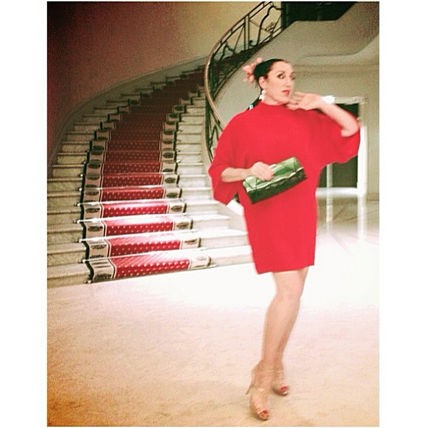 Rossy de Palma in The 2nd Skin Co.