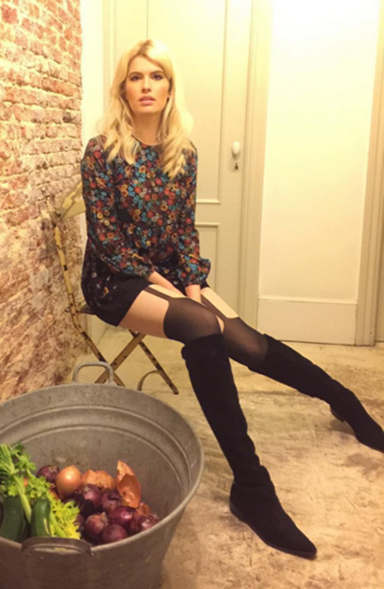 Adriana Abenia Boots