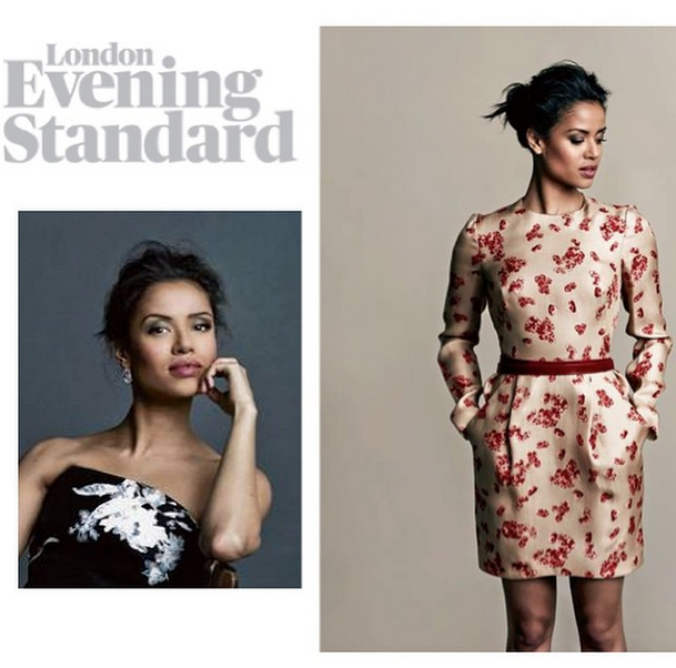 Gugu & London Evening Standard