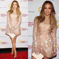 Jennifer Lopez in The 2nd Skin Co