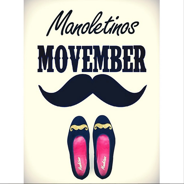 Manoletinos Movember