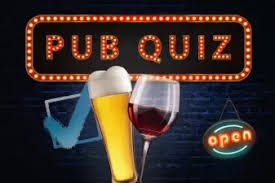 Pubquiz, BBQ en slotfeest 11 april 2020