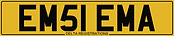 Car Number Plate