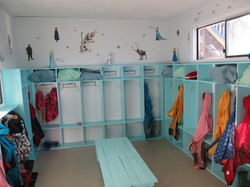 Cubby Room