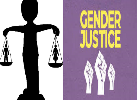 The judicial approach towards gender justice in India