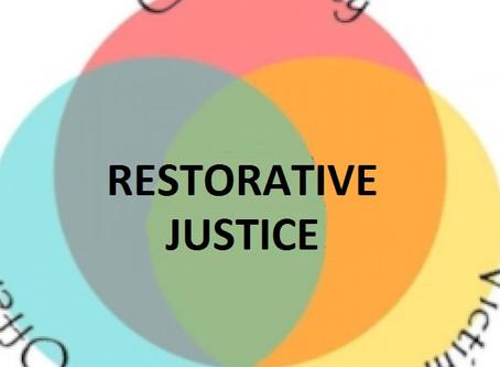 RESTORATIVE JUSTICE SYSTEM