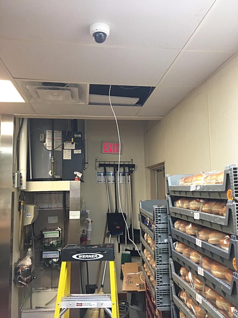 Inventory surveillance