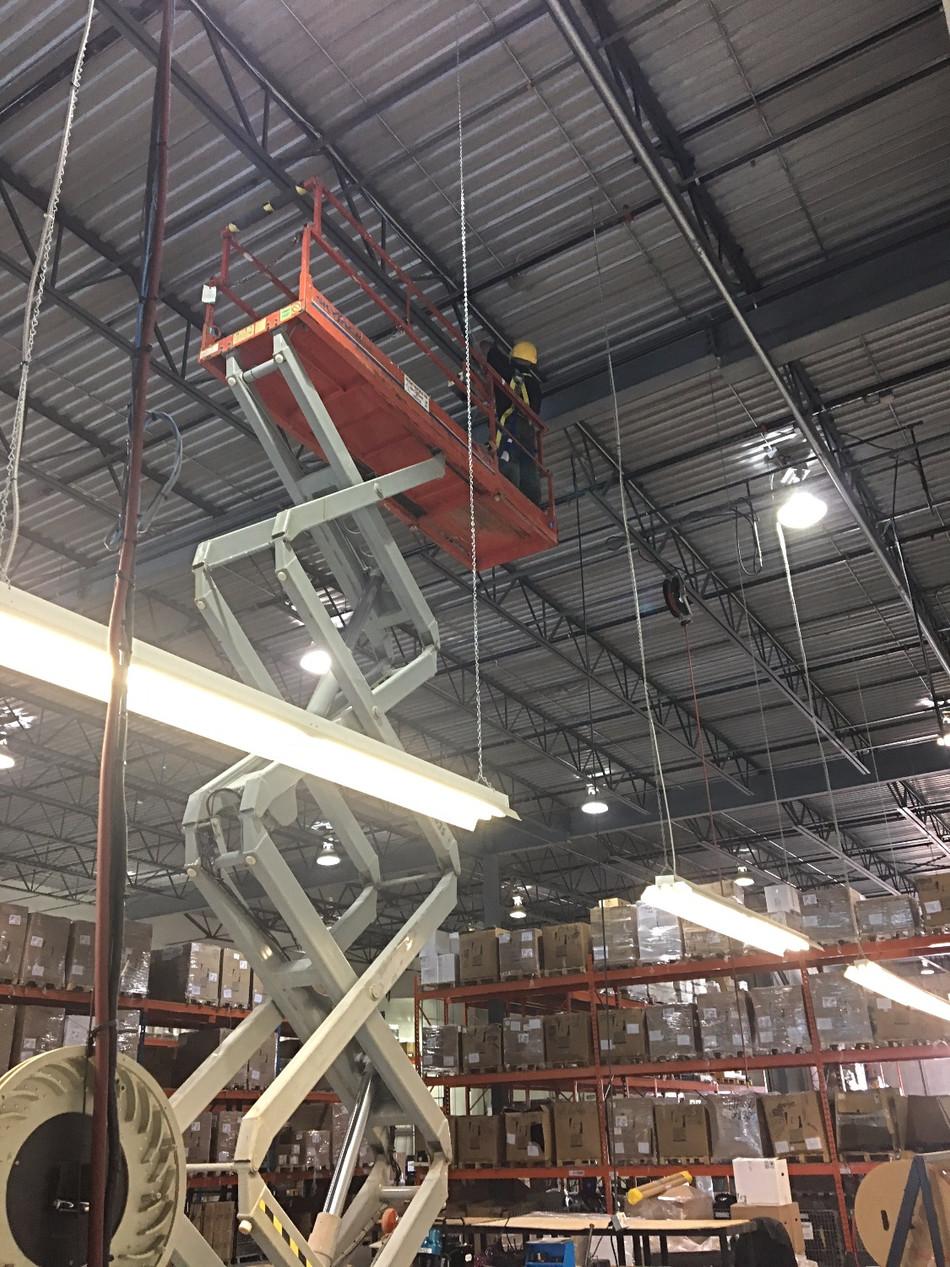 Distribution & Warehouse Video Surveillance