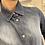 Thumbnail: Mini-robe en jeans