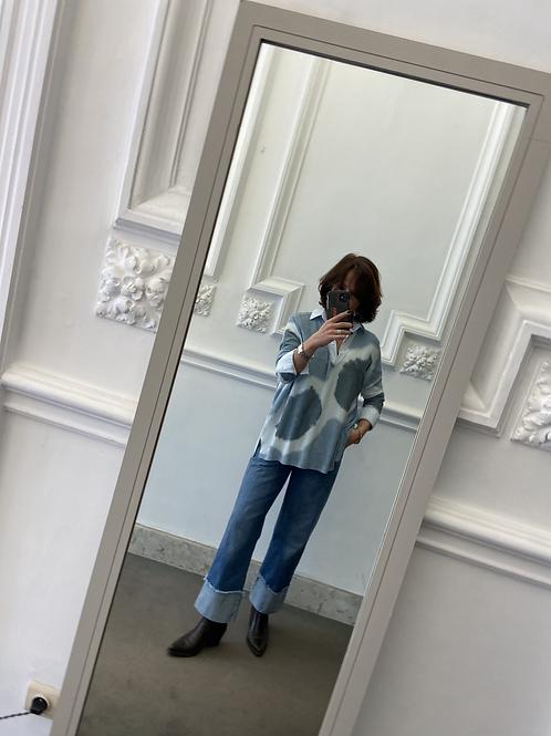 Jeans maxi bord