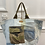 Thumbnail: Maxi Shopping Bag LUCY JEANS