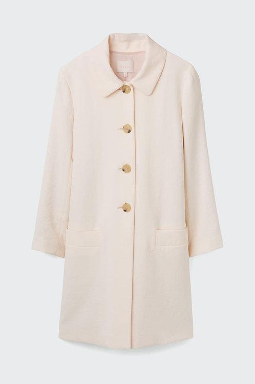 Manteau poudre