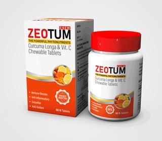 Zeo Tum Chew Tablet